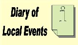 Check out our DIARY OF EVENTS