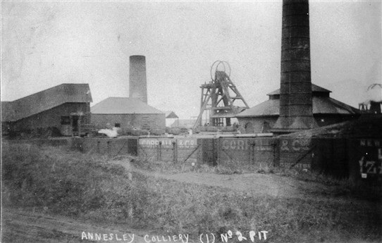 Photo:Annesley No.2 - 1907