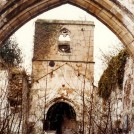 Photo:Annesley Old Church 1981