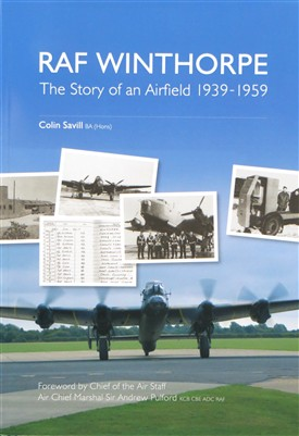 Photo: Illustrative image for the 'RAF Winthorpe: The Story of an Airfield 1939 - 1959' page