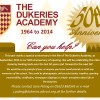 Page link: The Dukeries Academy (formerly Dukeries Comprehensive School)