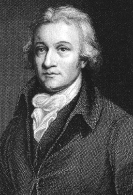 Photo:ABOVE: Edmund Cartwright (1743 - 1823) inventor of the power loom and a native of Marnham near Newark. From a commemorative engraving printed in 1889.