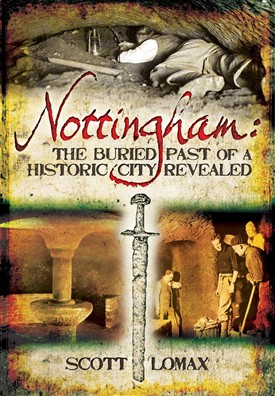 Photo: Illustrative image for the 'Nottingham: The Buried Past of a Historic City Revealed' page