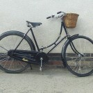 Photo:A more modern Humber bike