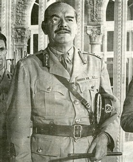 Photo:Field Marshal Allenby in later years