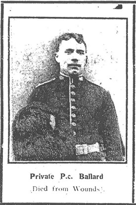 Photo: Illustrative image for the 'BALLARD, (police constable) [of Hucknall]' page