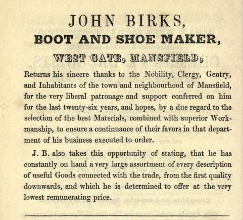 Photo: Illustrative image for the 'BIRKS, John' page