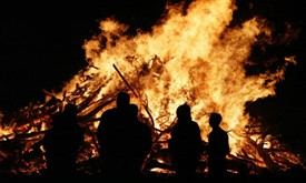 Photo: Illustrative image for the 'Guy Fawkes Day in Nottinghamshire' page