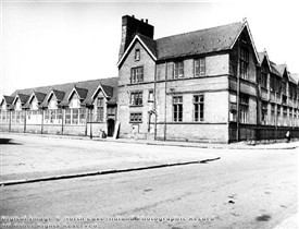 Photo:Bosworth Road School 1973