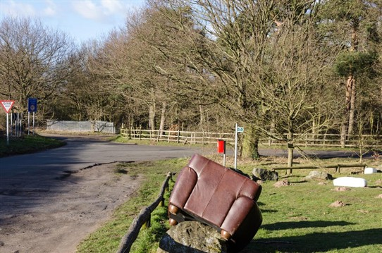 Photo: Illustrative image for the 'FLY TIPPING' page