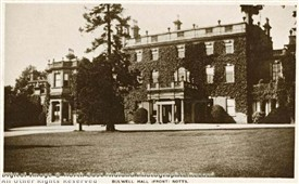 Photo:Bulwell Hall