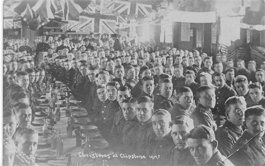 Photo: Illustrative image for the 'Christmas at Clipstone Camp' page