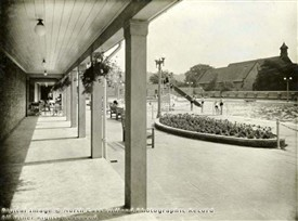 Photo:Carrington Lido c.1937