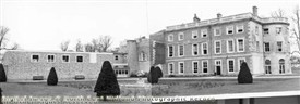 Photo:Clifton Hall Nottingham 1969