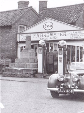 Photo: Illustrative image for the 'Brewster's Garage, Collingham' page