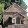 Page link: Hockerton School and Post box