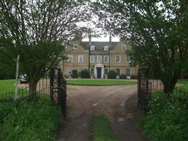 Photo:Beesthorpe Hall in May 2012