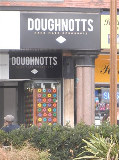 Photo: Illustrative image for the 'Dough-Notts - Nottinghan Doughnut shop' page