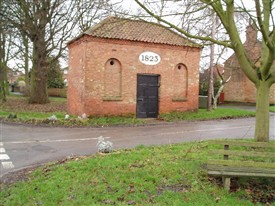 Photo:Tuxford lock-up
