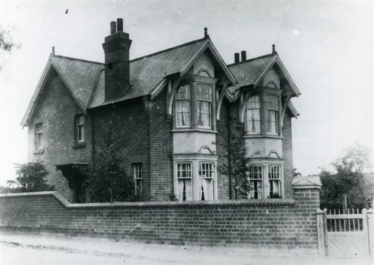 Photo:PICTURE 5 : House on Foster's Lane, Bingham