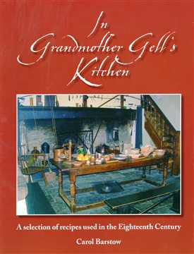 Photo: Illustrative image for the 'In Grandmother Gell's Kitchen' page
