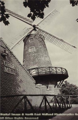 Photo:Green's Mill Sneinton
