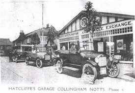 Photo: Illustrative image for the 'Chevrolet's at Collingham' page