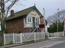 Photo: Illustrative image for the 'Chapel Lane Signal Box, Bingham' page