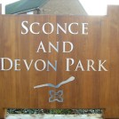 Photo: Illustrative image for the 'Brief history Sconce and Devon Park' page