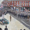 Page link: First World War Peace Day, Hucknall 1919