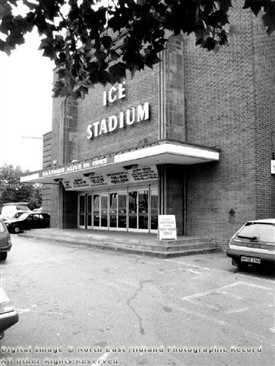 Photo:Ice Stadium Nottingham 1995