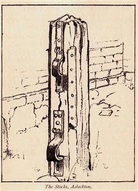 Photo: Illustrative image for the 'The Stocks at Aslockton' page
