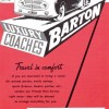 Barton Buses of Chilwell