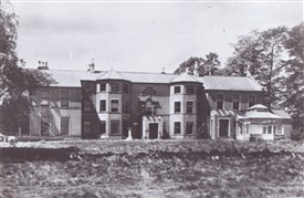 Photo:Park Hall in the 1930s