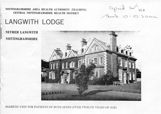 Photo: Illustrative image for the 'Langwith Lodge' page