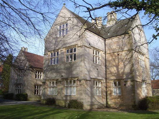 Photo:Clerkson's Hall (1631)