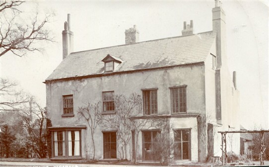 Photo:Edwinstowe Vicarage