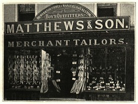 Photo:The shop in 1892