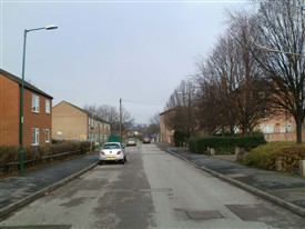 Photo:Launder Street looking North