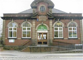 Photo: Illustrative image for the 'Huthwaite Library Centenary Celebration' page