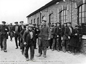Photo:Ollerton Colliery in the 1930s