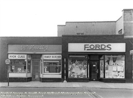 Photo:Fords Shop, Beeston