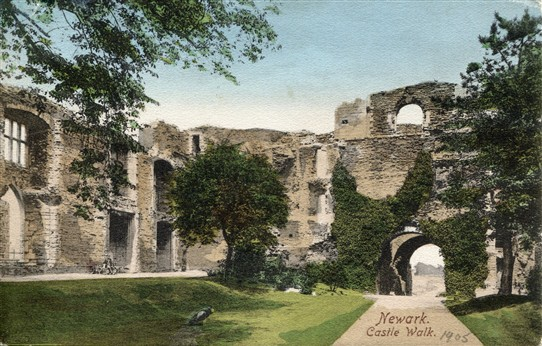 Photo: Illustrative image for the 'Newark Castle' page