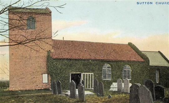 Photo: Illustrative image for the 'Sutton Church - but which Sutton?' page