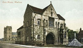 Photo: Illustrative image for the 'Worksop Priory Gatehouse' page
