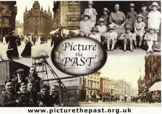 Photo:The Picture the Past logo
