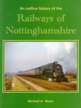 Photo: Illustrative image for the 'An Outline History of the Railways of Nottinghamshire' page