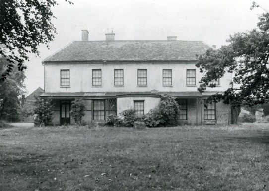 Photo:PICTURE 6 : Bingham Rectory (now demolished)