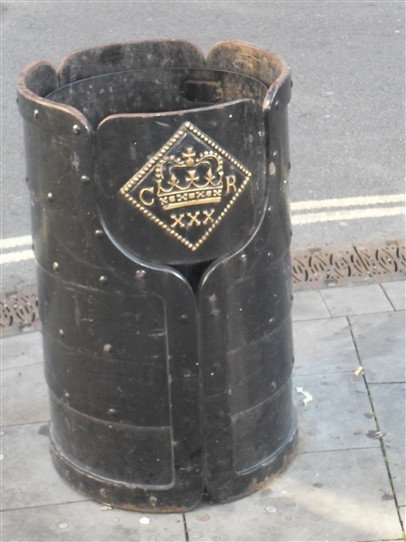Photo: Illustrative image for the 'Litter Bins' page