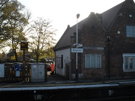 Photo: Illustrative image for the 'Bingham Railway Station' page